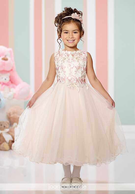 Joan Calabrese by Mon Cheri 216300 Flower Girl Dress photo