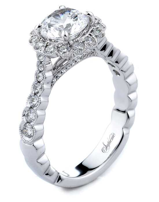 Supreme Jewelry SJ154223 Engagement Ring photo