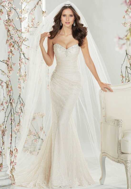 Sophia Tolli Y11415 A-Line Wedding Dress