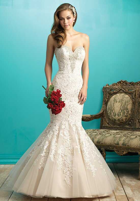 Allure Bridals 9266 Mermaid Wedding Dress