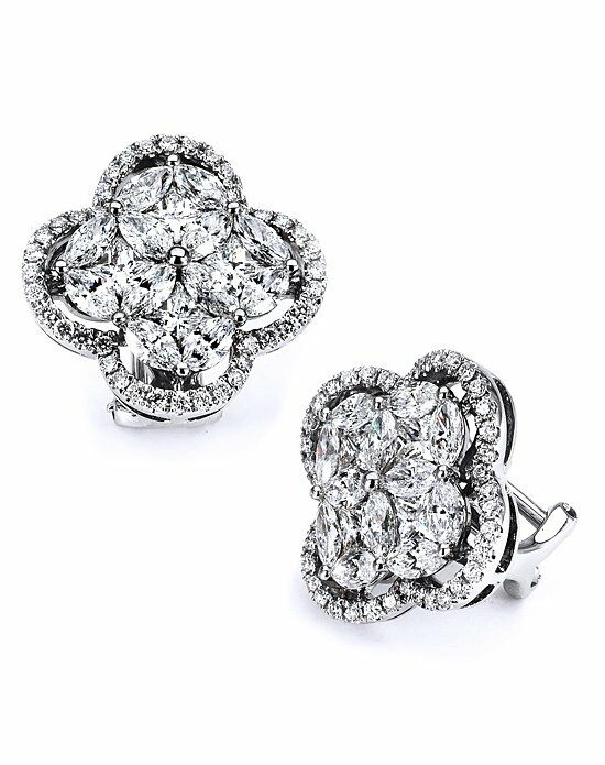 Supreme Fine Jewelry SJ2155 Wedding Earring photo