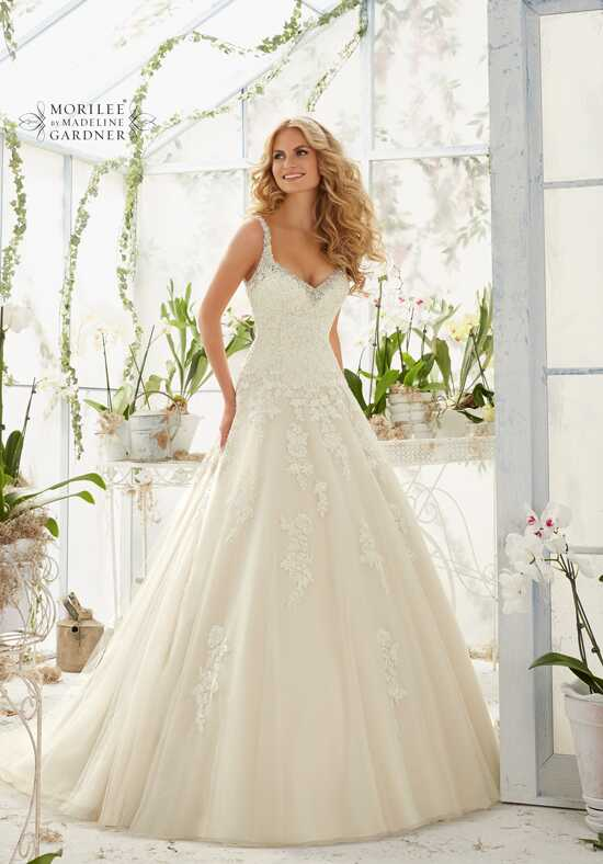 Morilee by Madeline Gardner 2811 A-Line Wedding Dress