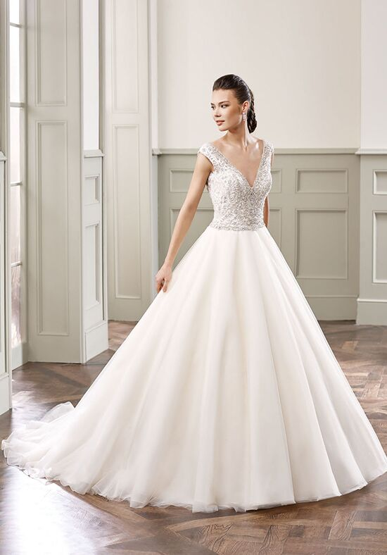 Eddy K MD 184 Ball Gown Wedding Dress