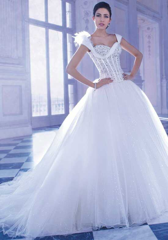 Demetrios 2869 Wedding Dress photo