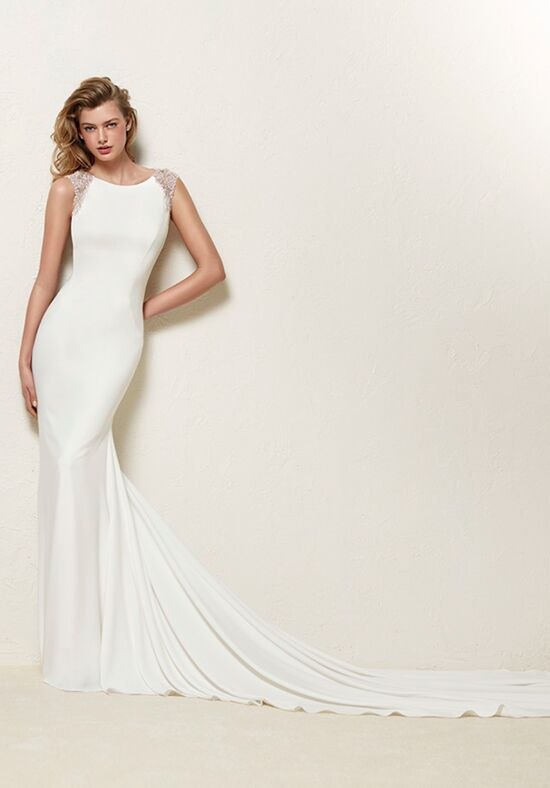 PRONOVIAS DRAVIDIA Mermaid Wedding Dress