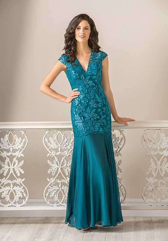 Jade J185014 Green Mother Of The Bride Dress