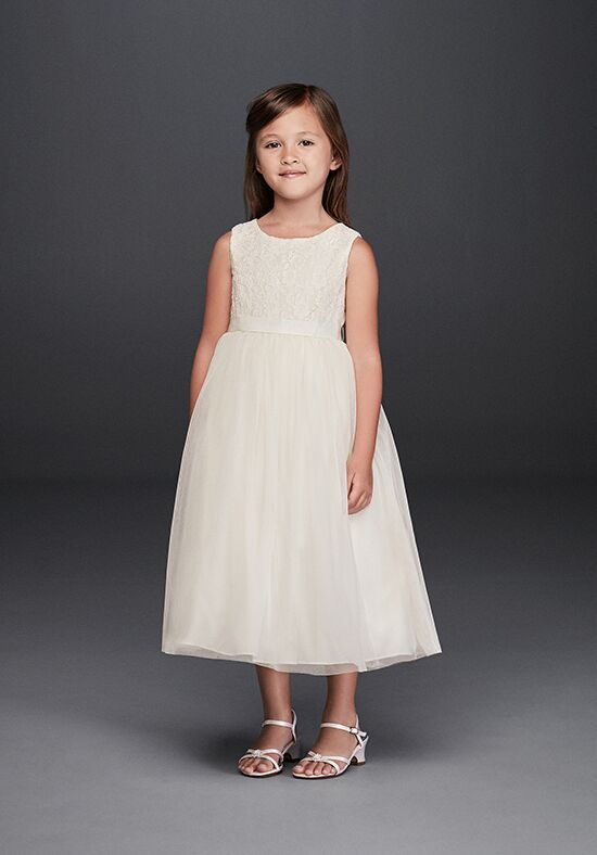 Davids Bridal Flower Girl Dress Wg1267 : David s bridal style op flower girl