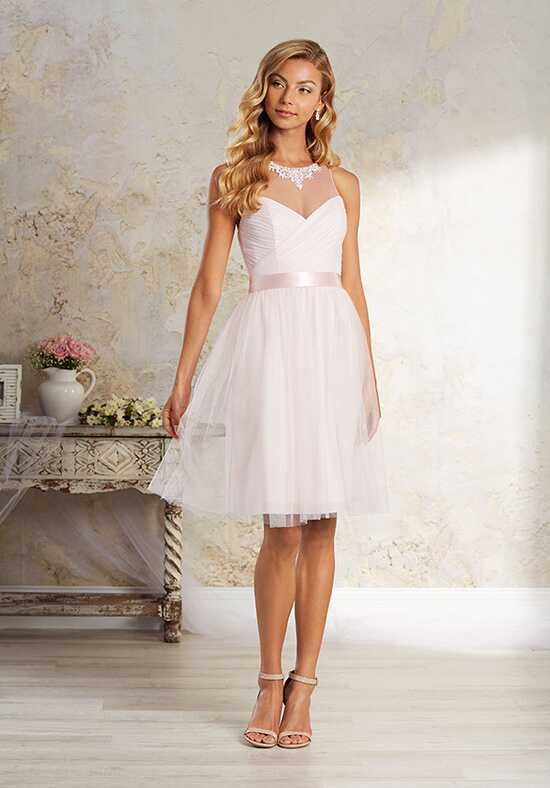 Alfred Angelo Modern Vintage Bridesmaid Collection 8641S Sweetheart Bridesmaid Dress