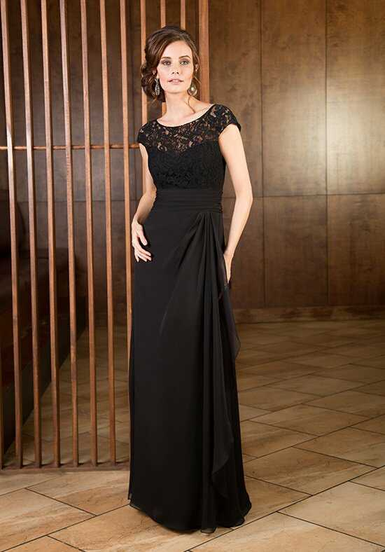 Jade J165066 Black Mother Of The Bride Dress