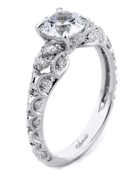 Supreme Jewelry SJ154857 Engagement Ring photo