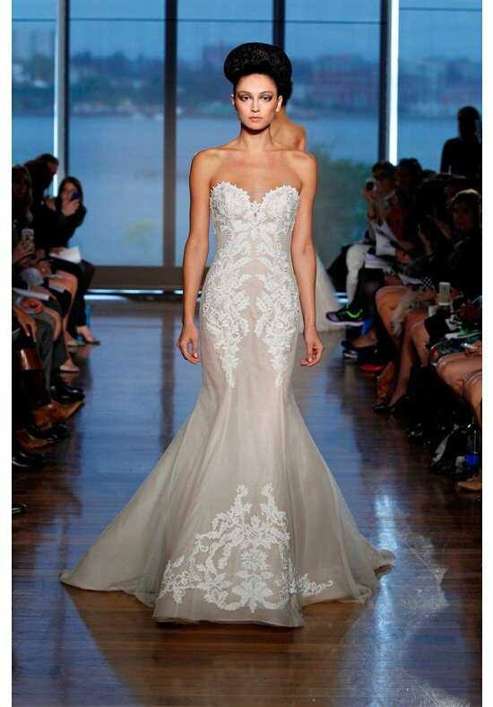 Ines Di Santo Elisavet Mermaid Wedding Dress