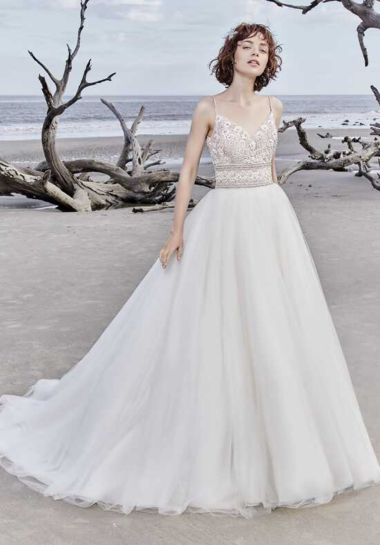 Sottero and Midgley Saylor Rose Ball Gown Wedding Dress