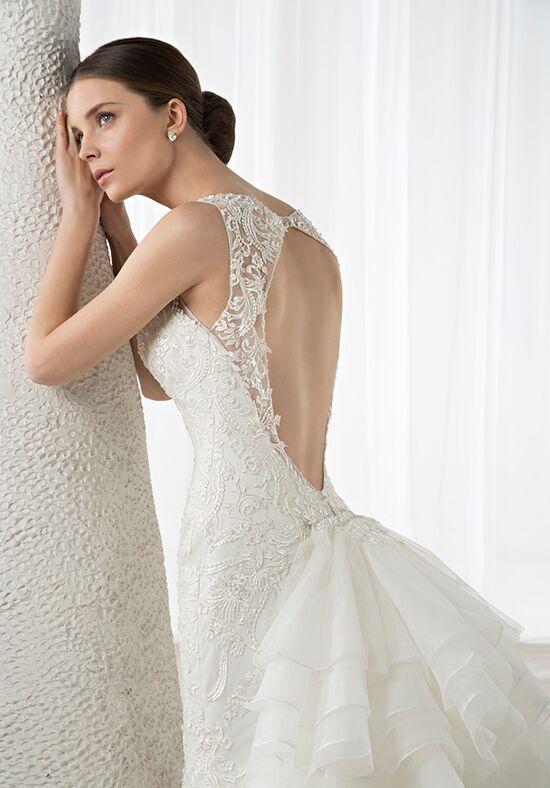 demetrios 589 wedding dress   the knot