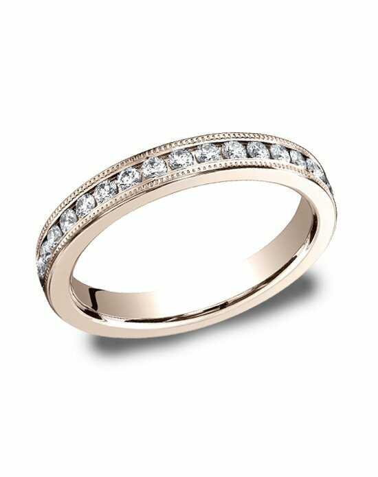 Benchmark 533550RG Rose Gold Wedding Ring