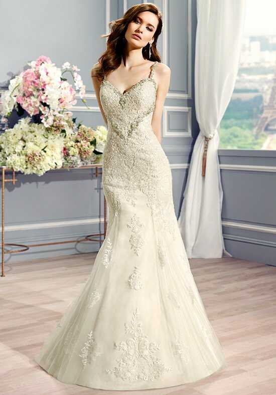 Moonlight Couture H1281 Mermaid Wedding Dress