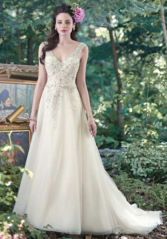 Maggie Sottero Monier Wedding Dress photo