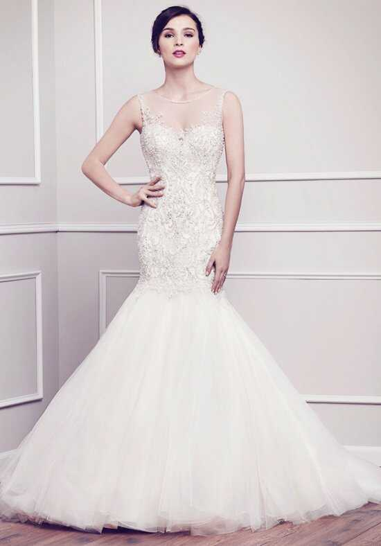 Kenneth Winston 1563 Mermaid Wedding Dress