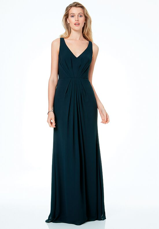 #LEVKOFF 7031 V-Neck Bridesmaid Dress