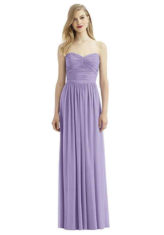 After Six 6736 Sweetheart Bridesmaid Dress