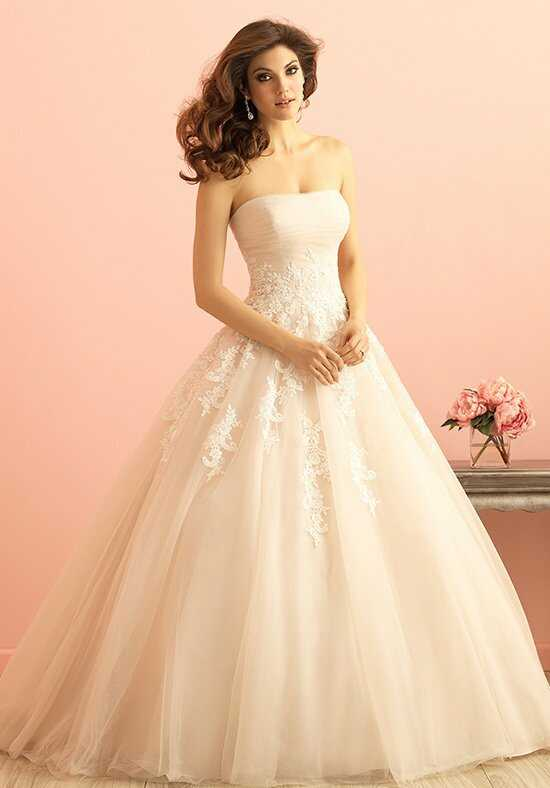 Allure Romance 2852 Ball Gown Wedding Dress