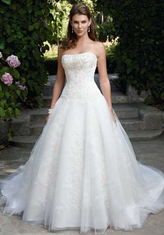 Casablanca Bridal 2033 Wedding Dress photo