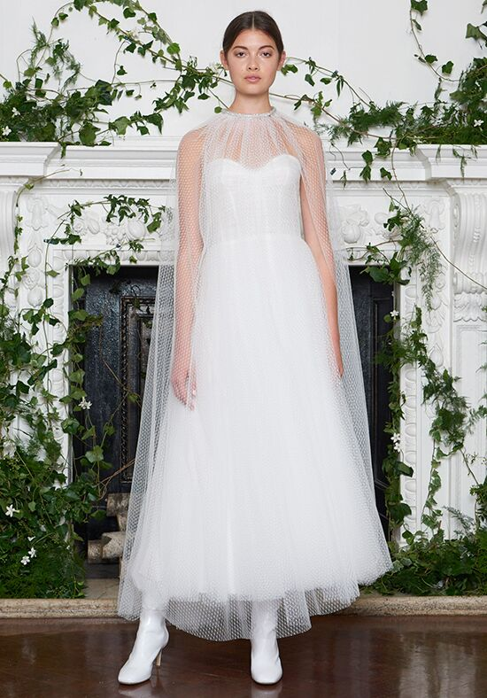 Monique Lhuillier Brie A-Line Wedding Dress