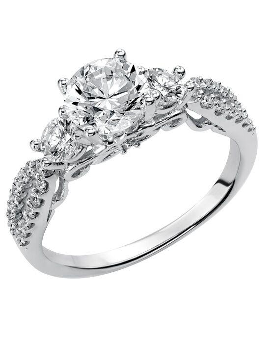 simply vera vera wang 31 sv34917w e white gold wedding ring - Vera Wang Wedding Ring