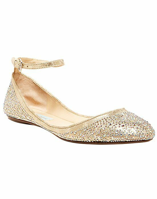 Blue by Betsey Johnson SB-JOY - CHAMPAGNE Ivory Shoe