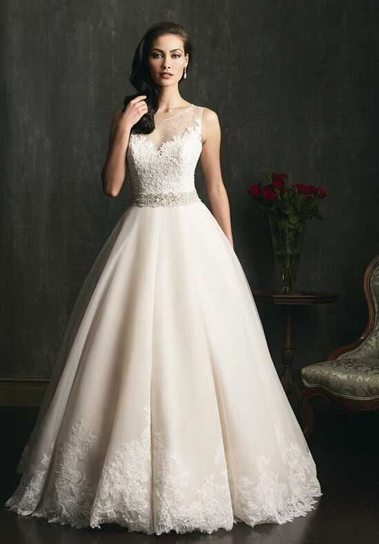 Allure Bridals 9073 Ball Gown Wedding Dress
