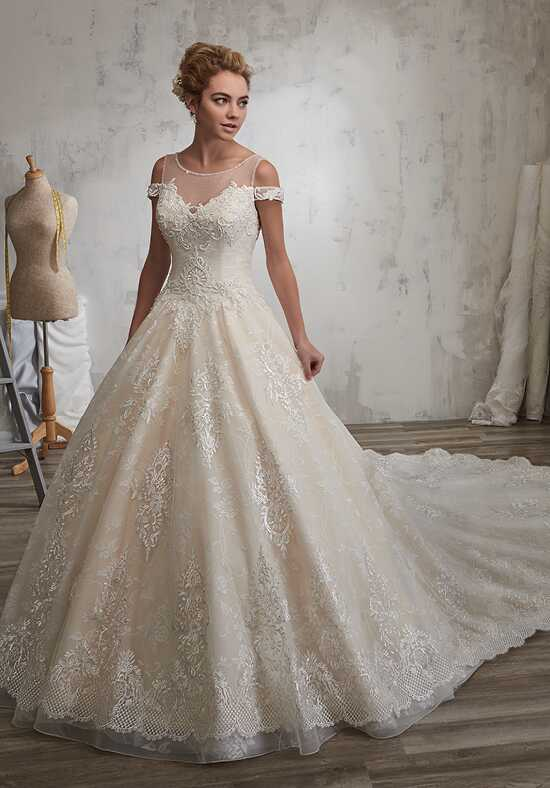 Mary's Bridal 6597 Ball Gown Wedding Dress