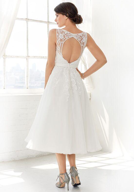 Modest Tea Length Wedding Dresses