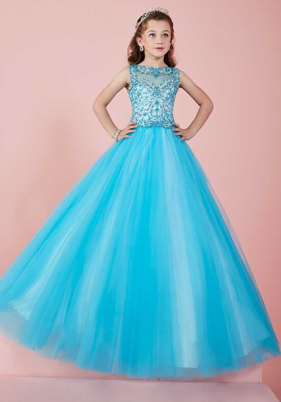 Tiffany Princess Style 13465 Flower Girl Dress photo