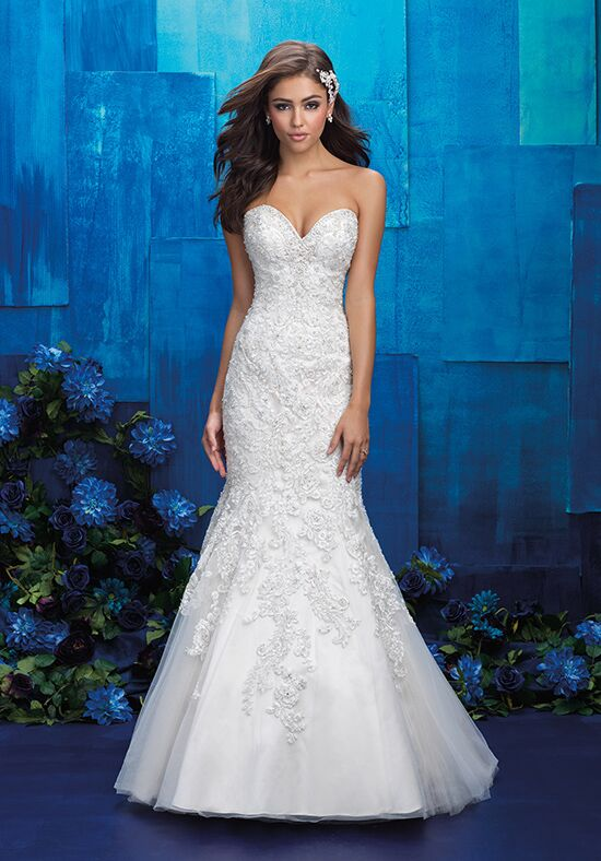 wedding dresses rochester ny bridals 9403 wedding dress the knot 9403
