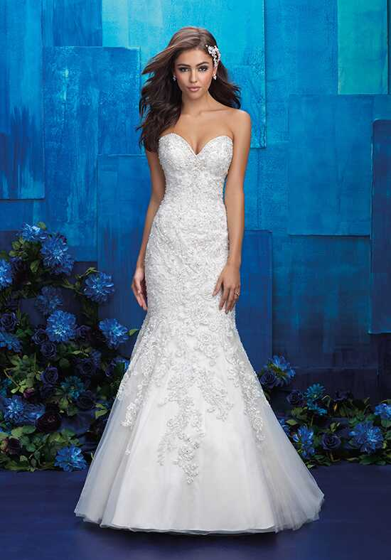 Allure Bridals 9403 Mermaid Wedding Dress