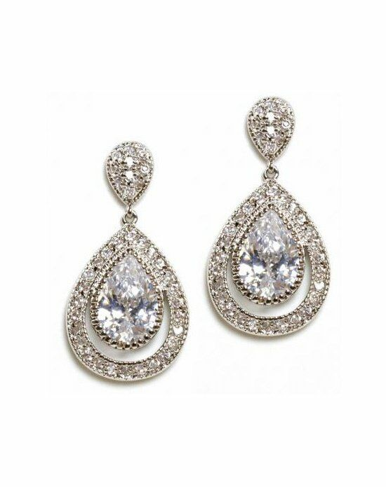 Anna Bellagio Cianna Drop Earrings Wedding Earring photo