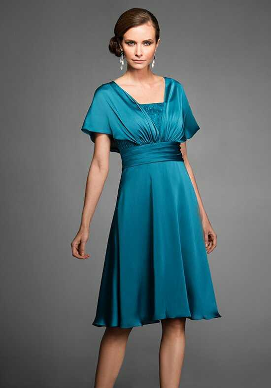 Jasmine Black Label M160061 Green Mother Of The Bride Dress