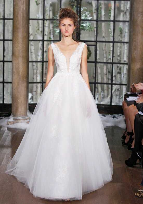 Ines Di Santo Nimes A-Line Wedding Dress