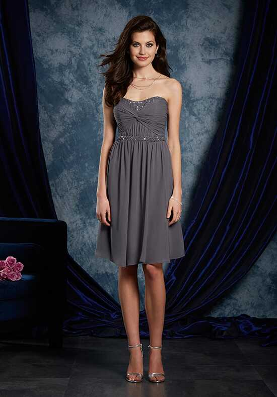 Alfred Angelo Sapphire Bridesmaid Collection 8111S Strapless Bridesmaid Dress