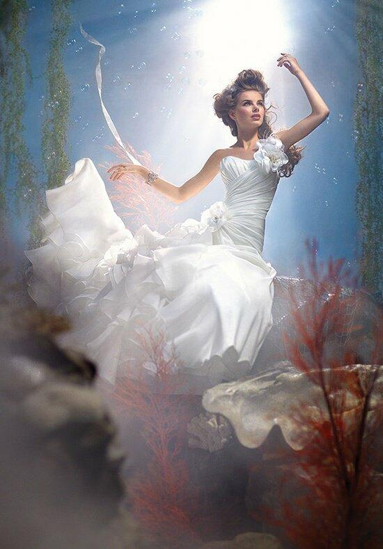 Alfred Angelo Disney Fairy Tale Weddings Bridal Collection 210 Wedding Dress photo
