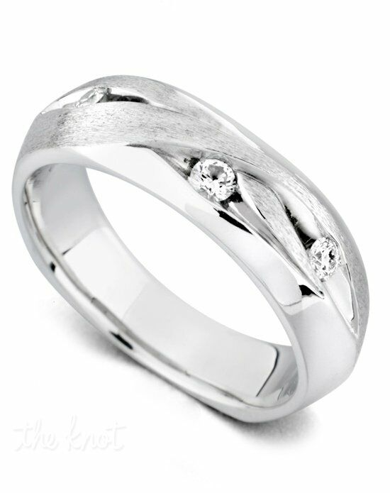 Mark Schneider Design - Wedding Rings Marvel - 19345 Platinum, White Gold Wedding Ring