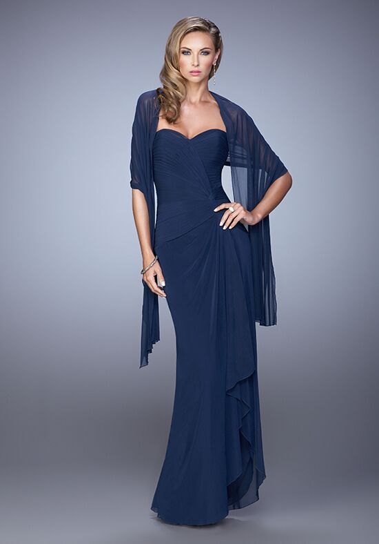 La Femme Evening 21645 Mother Of The Bride Dress