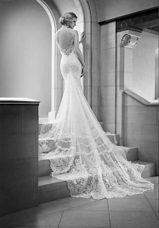 Martina Liana 675 Mermaid Wedding Dress