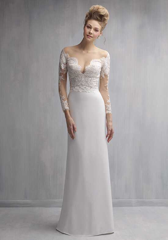 Madison James MJ272 Sheath Wedding Dress