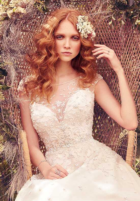 Maggie Sottero Freesia A-Line Wedding Dress