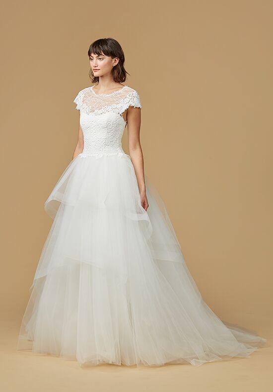 Nouvelle amsale natasha wedding dress the knot for Nouvelle amsale wedding dress