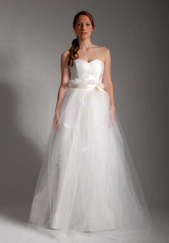 Elizabeth St. John Julia Ball Gown Wedding Dress