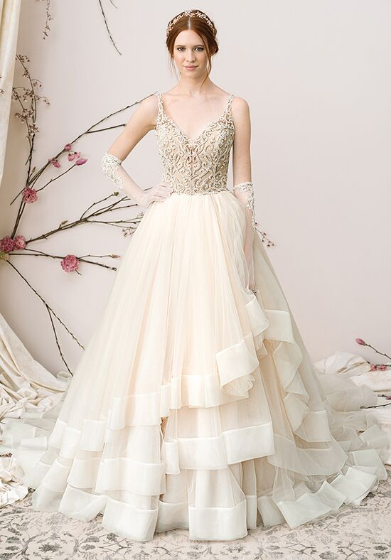 Justin Alexander Signature 9898 Ball Gown Wedding Dress