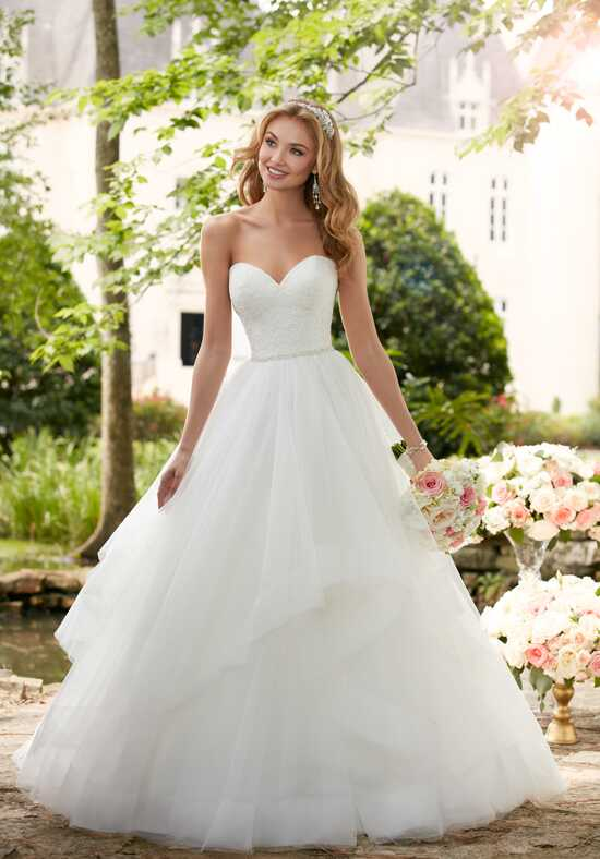 Stella York 6315 Ball Gown Wedding Dress