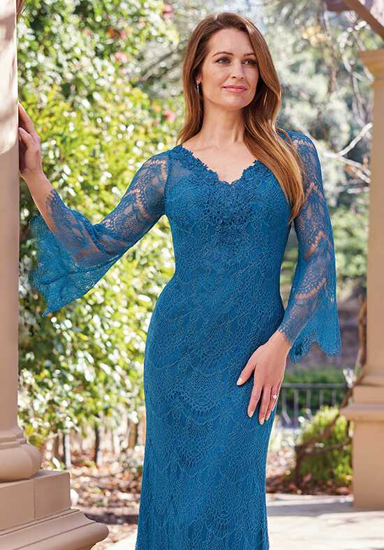 Jade Couture K208061 Blue Mother Of The Bride Dress