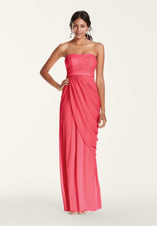 David's Bridal Collection David's Bridal Style W10482 Sweetheart Bridesmaid Dress